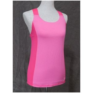 Pink two-tone Champion athletic top M